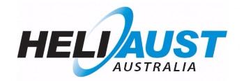 Heli Aust Australia Logo